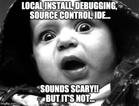 Make A WordPress Plugin – Your Environment