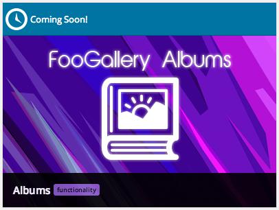 FooGallery Albums