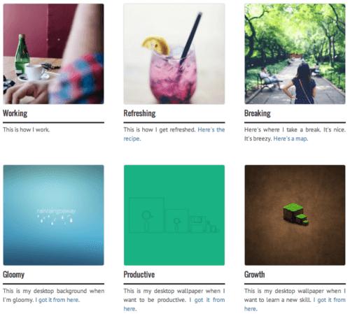 WordPress image gallery plugin