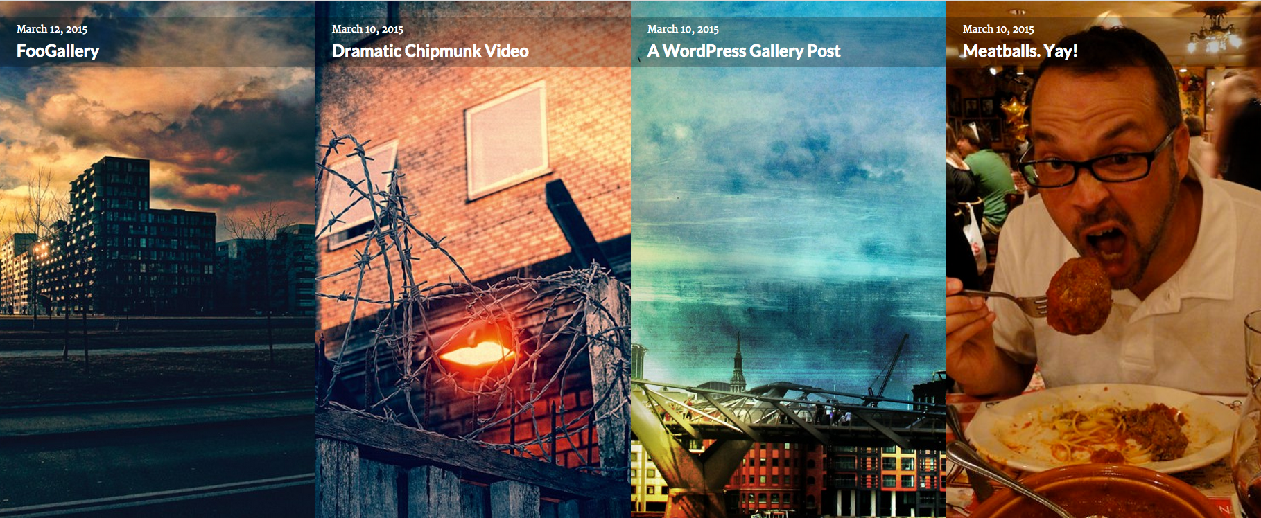 Two Free WordPress Themes for Photobloggers (Video)