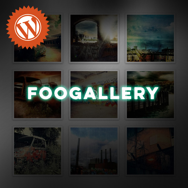 Foogallery WordPress Gallery Plugin