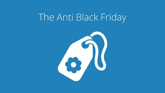 Why We're Not Having a Black Friday Sale – A Personal Message