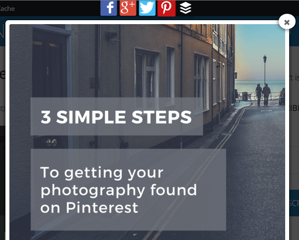 3 Simple Steps to Get Your Photography Found on Pinterest