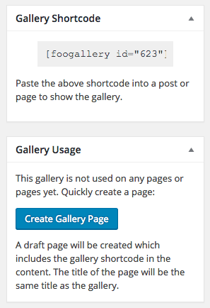 Create a YouTube video gallery page in WordPress