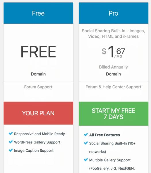 FooBox Pro Free Trial