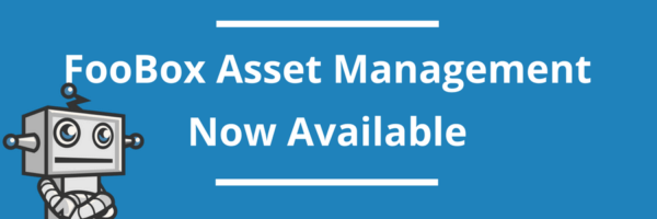 Asset management now available with FooBox
