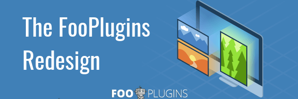 The FooPlugins Redesign