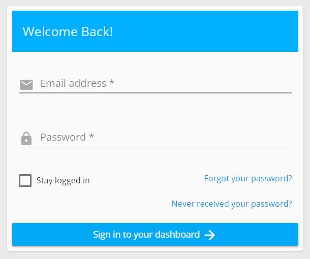 Freemius Account Sign in
