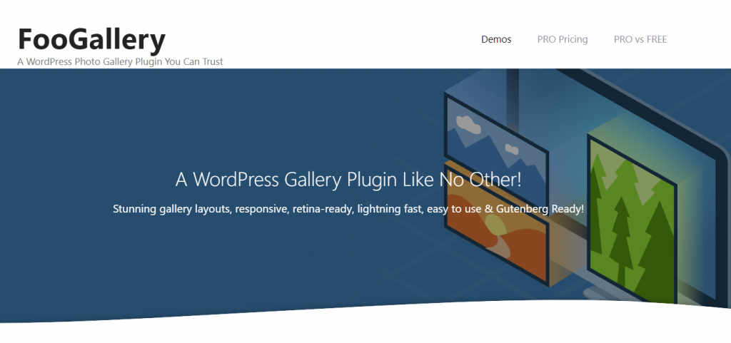Foo.gallery with Generate Press and Stackable