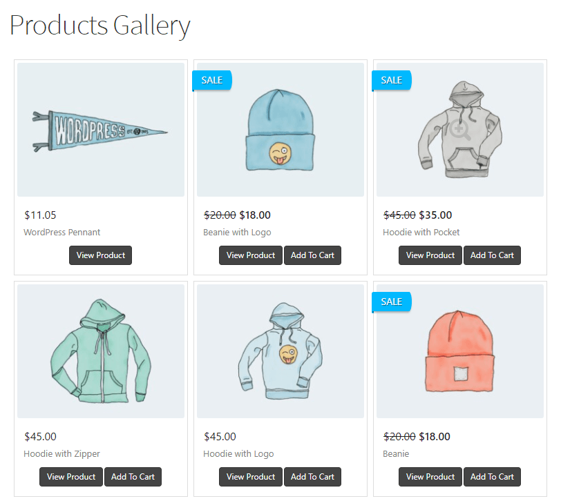 FooGallery PRO Commerce product gallery